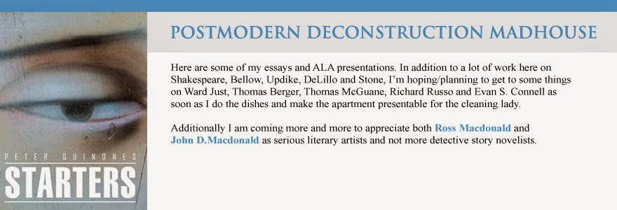 POSTMODERN DECONSTRUCTION MADHOUSE