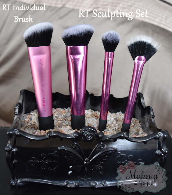 Real Techniques Sculpting Set Review