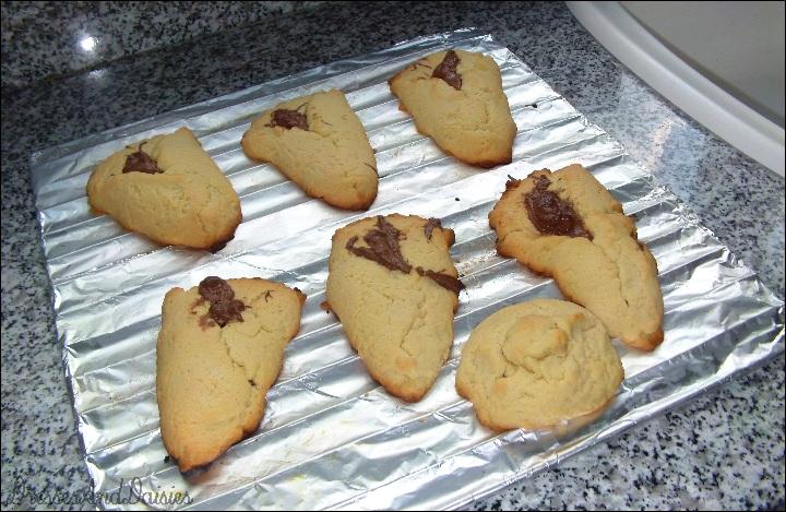 Nutella koekjes maken