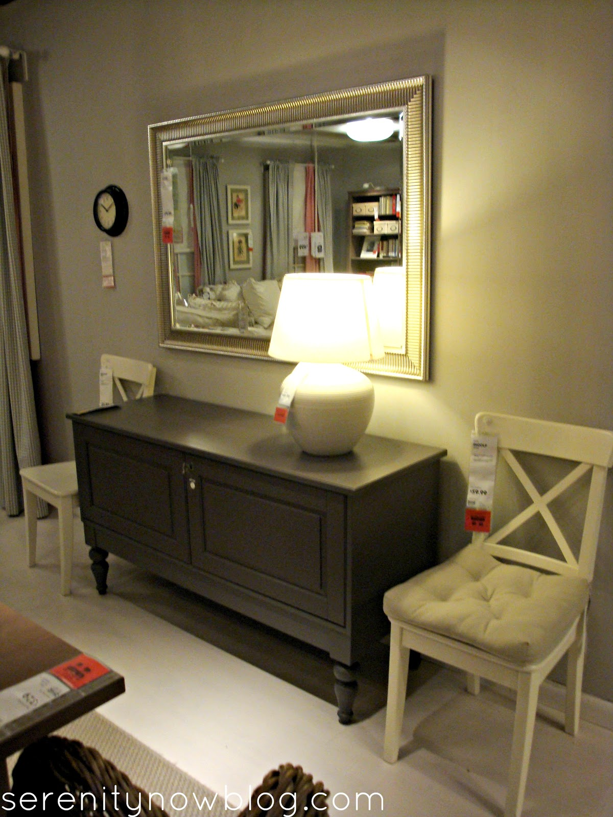 Serenity Now: More Fall IKEA Shopping (Home Decor Ideas) Console Table ... Part 69