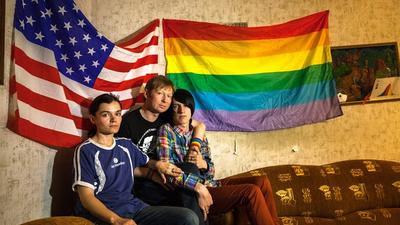 Joven y gay, 1