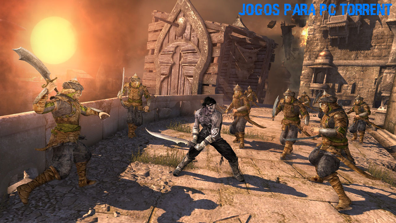 Prince Of Persia The Forgotten Sands (PC) Torrent Download ...