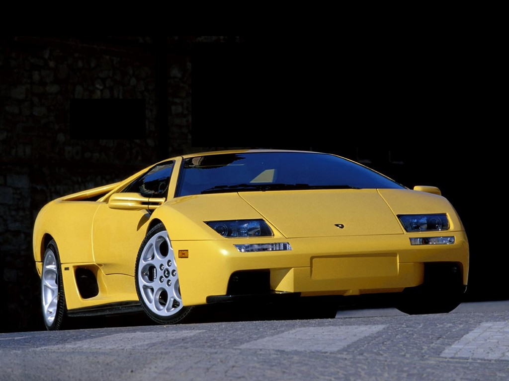 hd car wallpapers lamborghini diablo. Black Bedroom Furniture Sets. Home Design Ideas