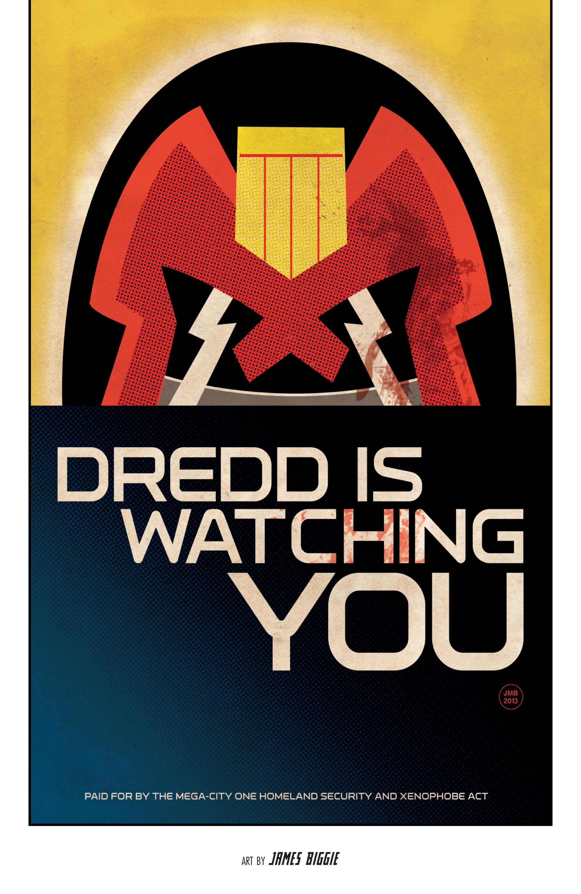 Read online Judge Dredd (2012) comic -  Issue # _TPB 3 - 97