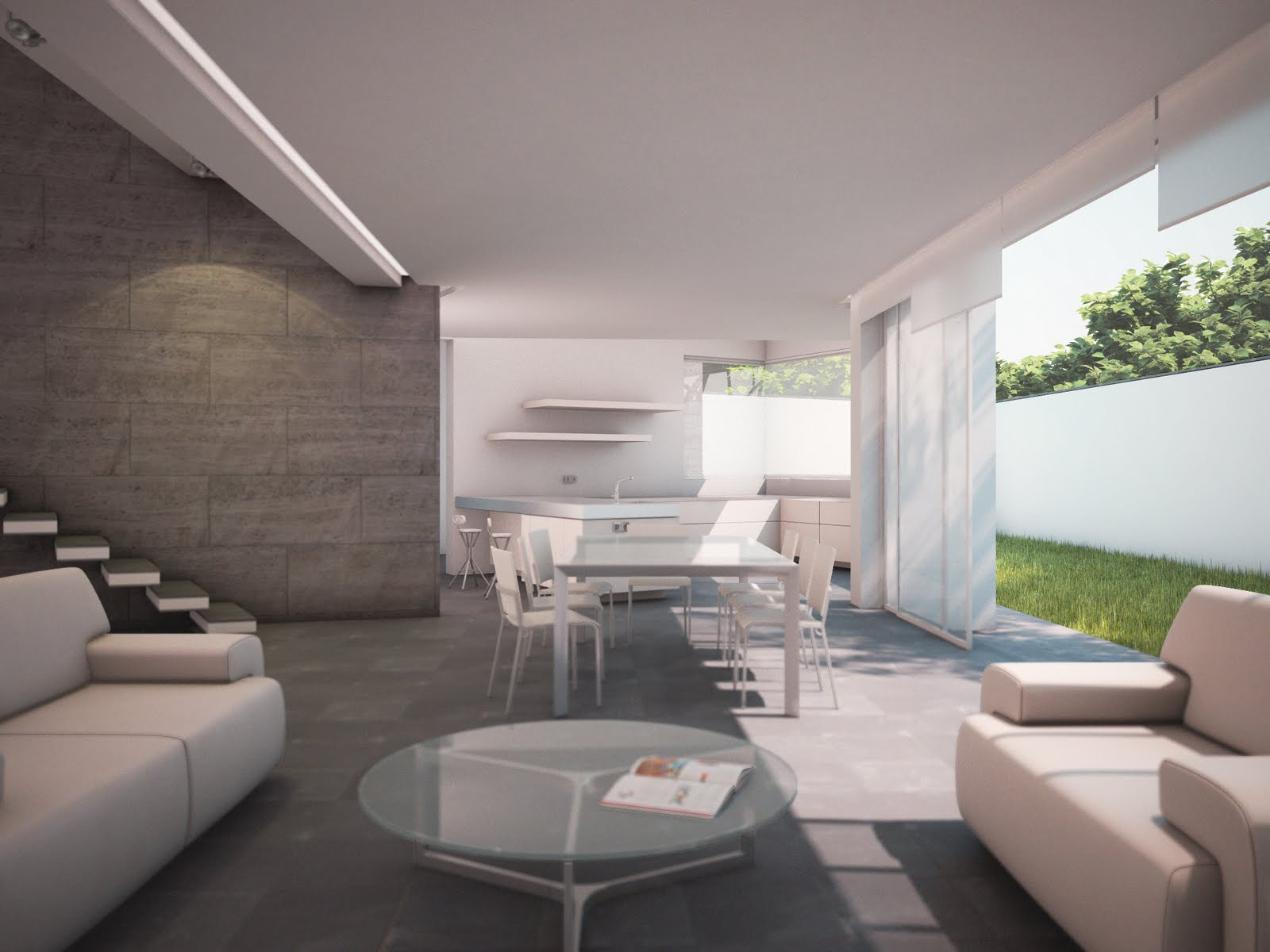 Baño Vestidor Arquitectura: con baño compartido y recamara principal con vestidor y baño propio