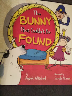 the bunny that could not be found