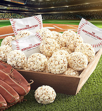 The Popcorn Factory Summer Baseball