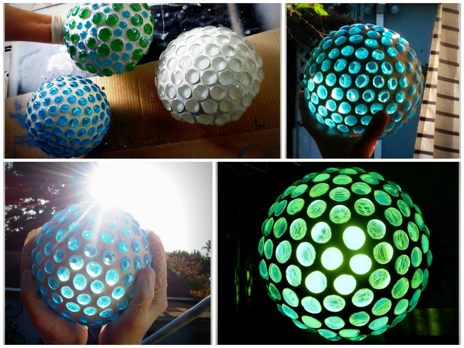 How to flat marble light fixtures for Glass jewels for crafts