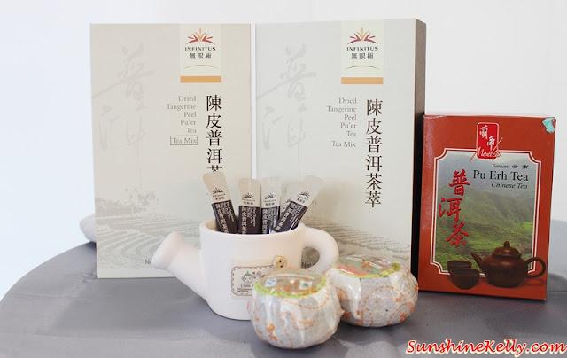 Dried Tangerine Peel Pu'er Tea by Infinitus Experience, Dried Tangerine, Peel Pu'er Tea, Infinitus Experience, Infinitus Malaysia