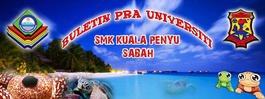 Buletin Pra Universiti SMK.KUALA PENYU.SABAH ©