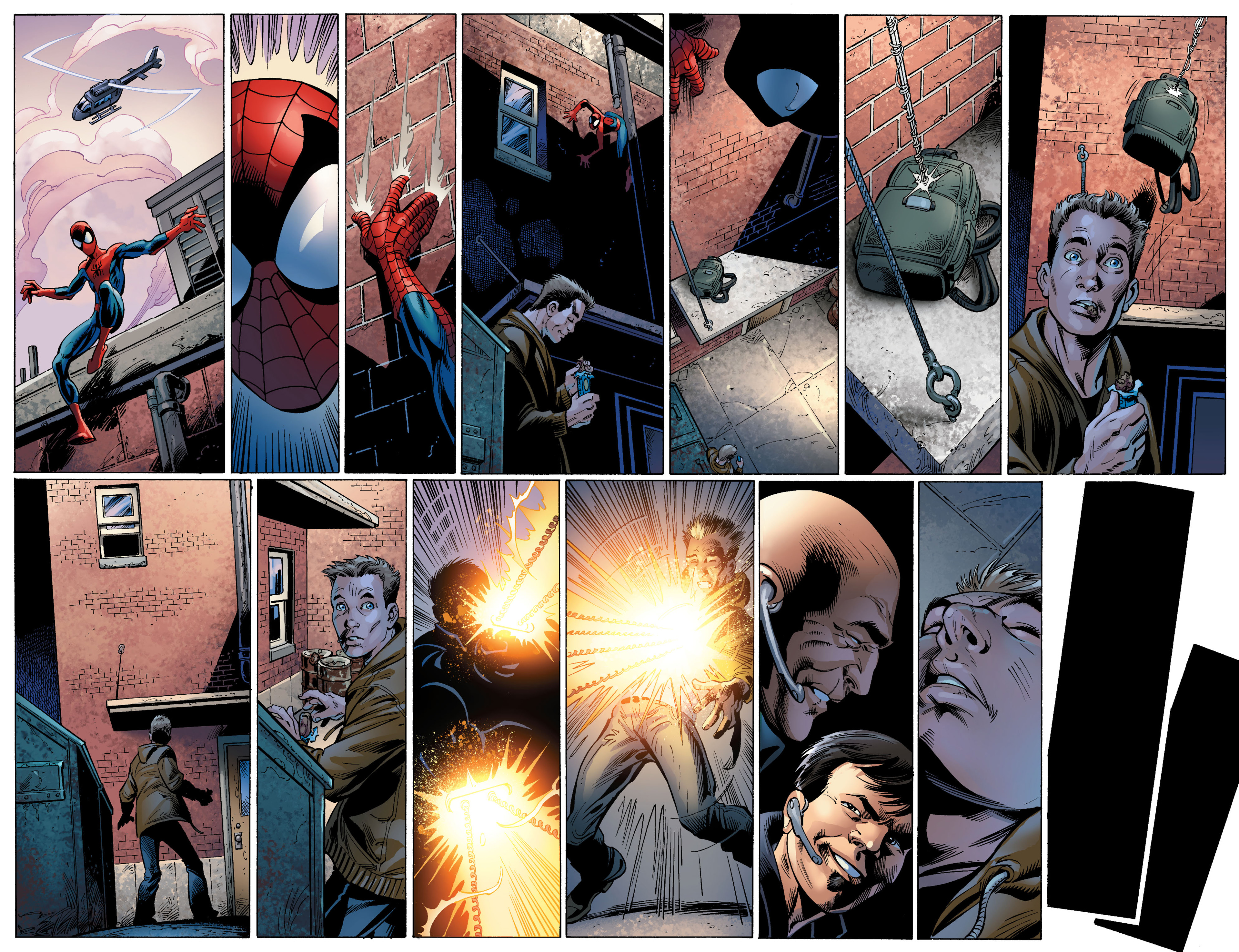 Ultimate Spider-Man (2000) Issue #87 #91 - English 7