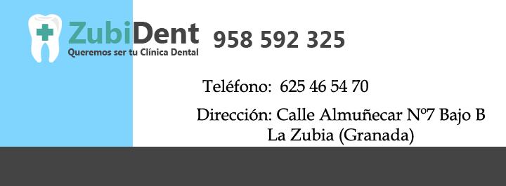 Zubident - Dentista en la Zubia