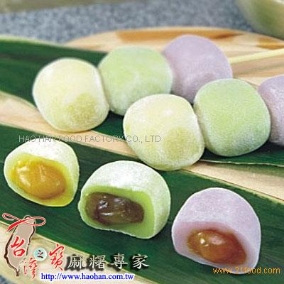 Taiwanese Green Bean Cake