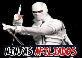 Ninjas Afiliados trabalho em casa para ganhar dinheiro na internet