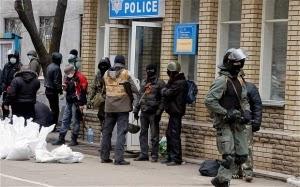 Milisi Pro Rusia Rebut Kota Kostyantynivka