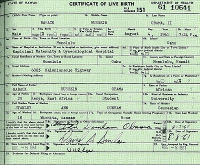 does obama birth certificate raise 'as many questions as it answers'?
