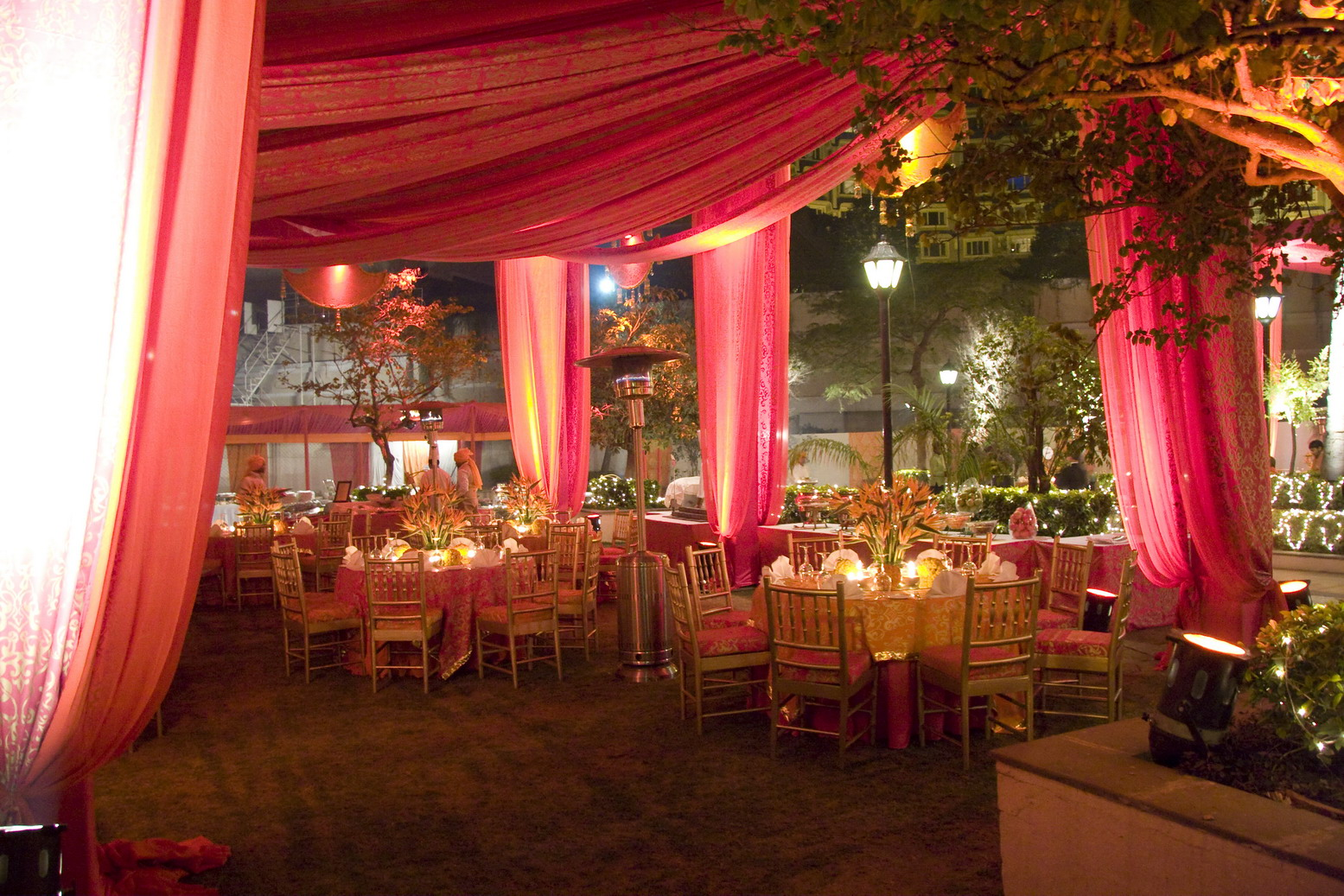 themes deco wedding ideas