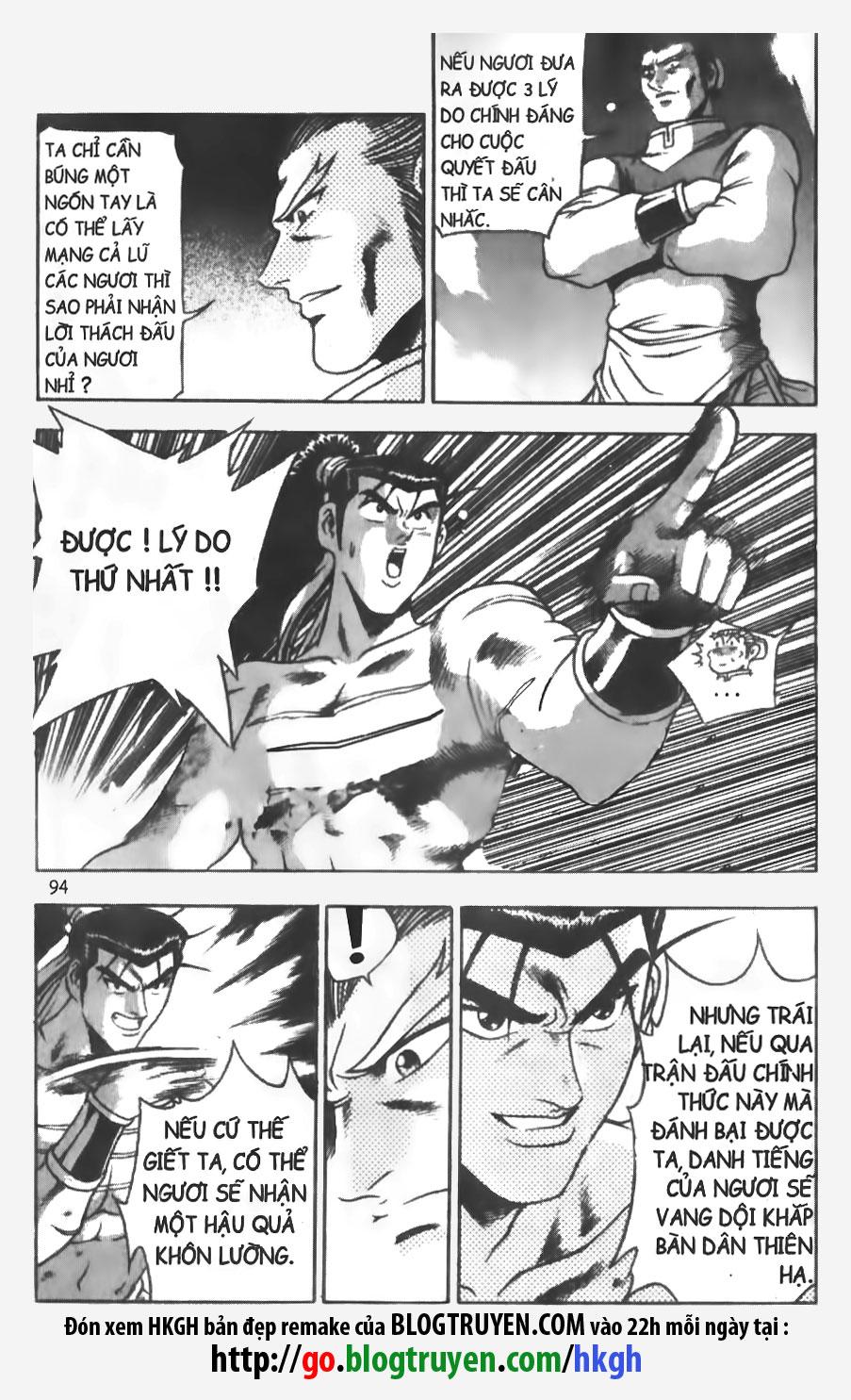 Hiệp Khách Giang Hồ chap 148 page 20 - IZTruyenTranh.com