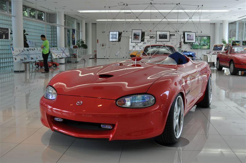 Mazda MX-5 mono posto