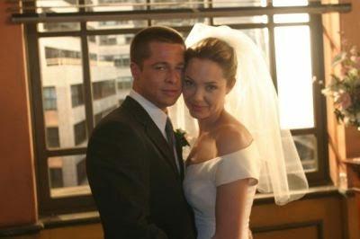 Gambar Kahwin Brad Pitt Angelina 23 Ogos 2014