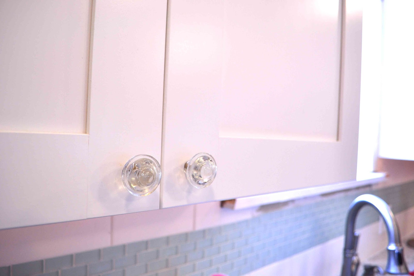Bathroom cabinet knobs glass - Cabinet Knobs