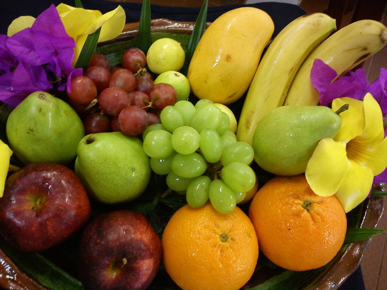 Eliminar los mosquitos de la fruta en la cocina - Fruteros de cocina ...
