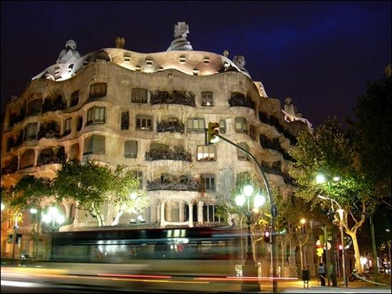 La-Pedrera-Barcelona-Spain