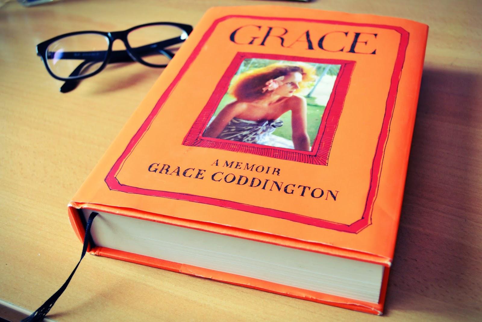 BOOK #1: Grace Coddington- A Memoir