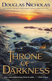 Current Giveaway:  THRONE OF DARKNESS by Douglas Nicholas