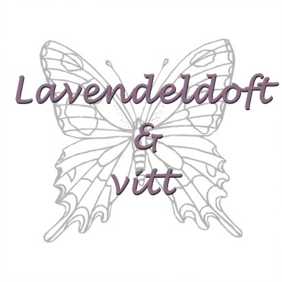 Lavendeldoft &amp; vitt
