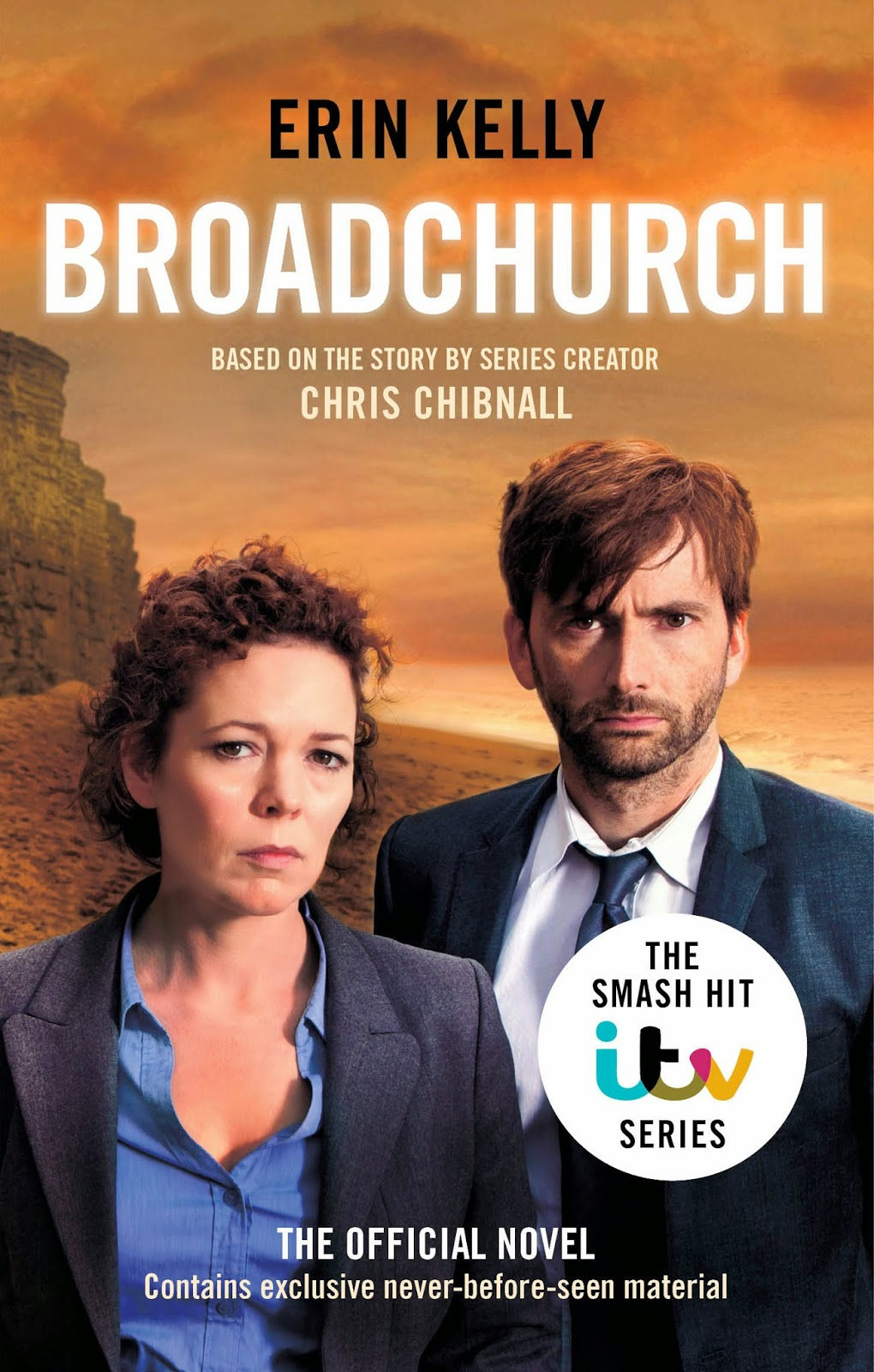 Broadchurch novel cover