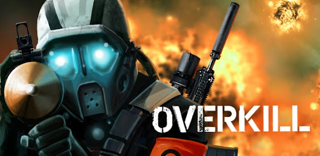 Overkill apk with Data