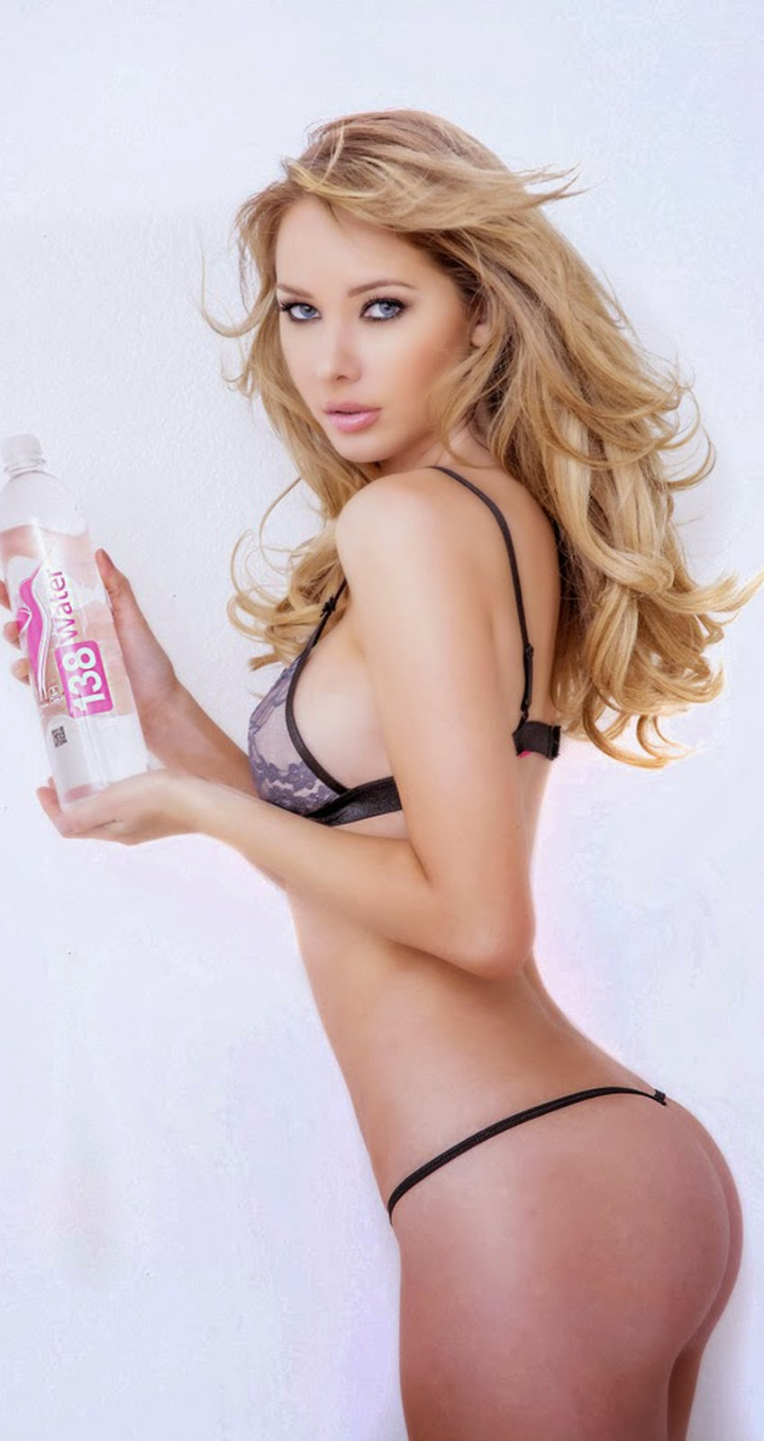 Model Tiffany Toth for 138 Water Lingerie Shoot 2013 002