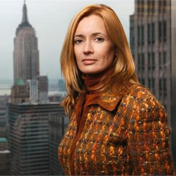 Blythe Masters, Head of Global Commodities of JPMorgan Chase