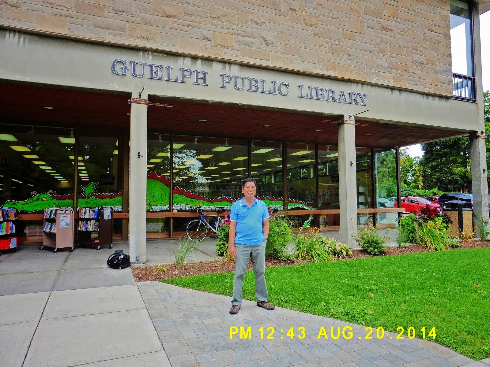 Thư Viện ( Guelph )