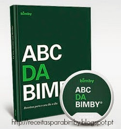 "Livro e Chave de Receitas ""ABC da Bimby"""