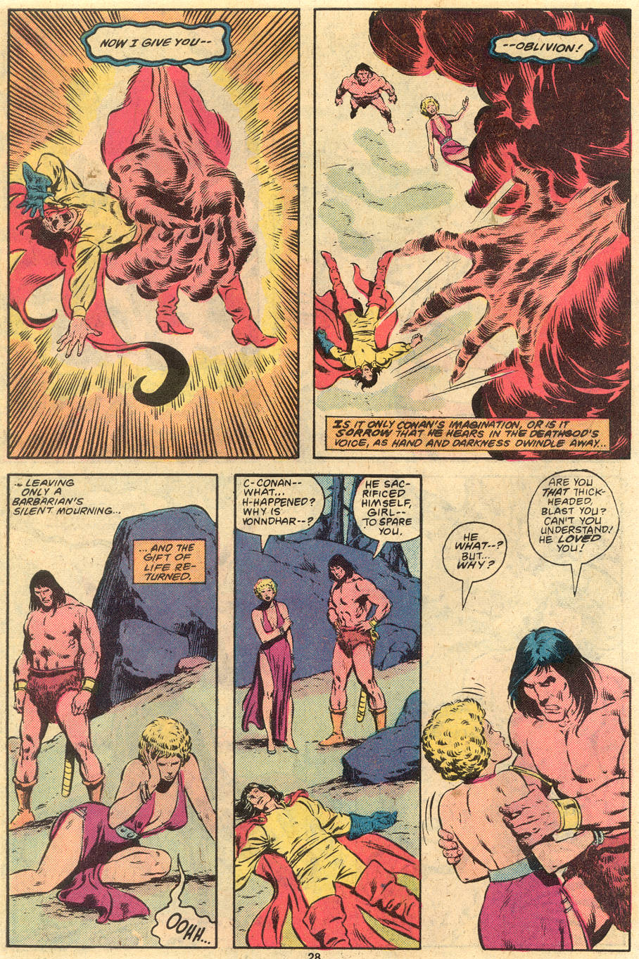 Conan the Barbarian (1970) Issue #120 #132 - English 22