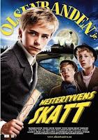 Junior Olsen Gang 2: El maestro de los ladrones (2010)