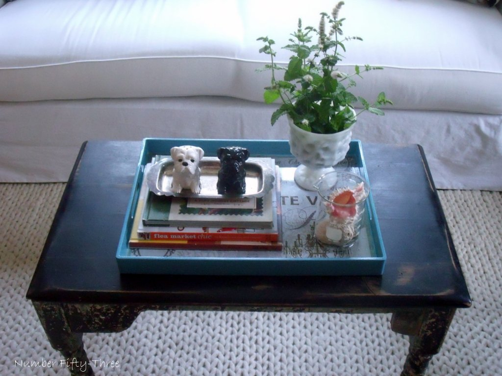 Home Goods Coffee Table Number Fifty Three Collected Coffee Table Styling