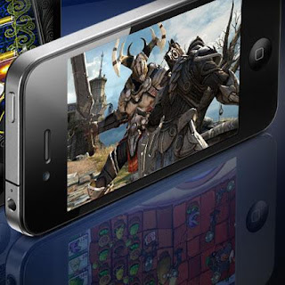gaming on phones