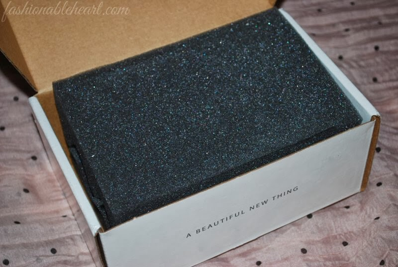 Wantable box packaging