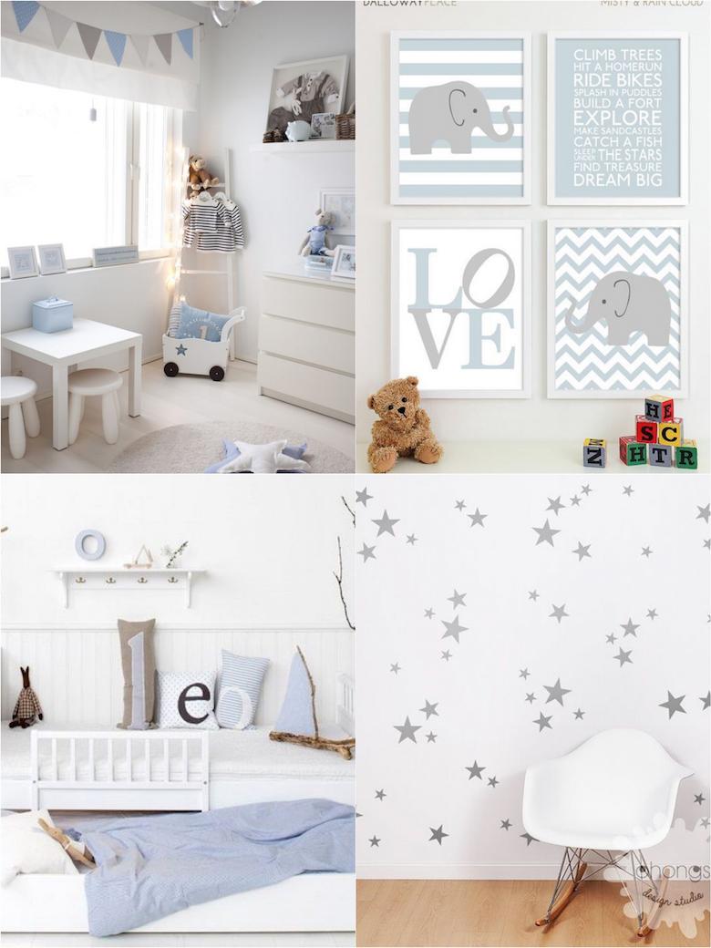 ideas decoracin habitacin bebe