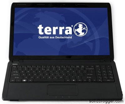 Laptop's Wortmann AG Terra Mobile 1586