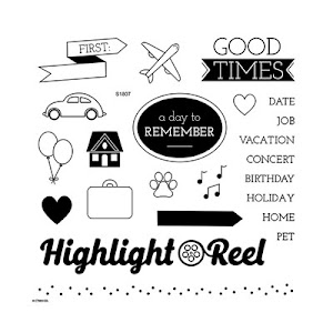 July Stamp of the Month: Highlight Reel