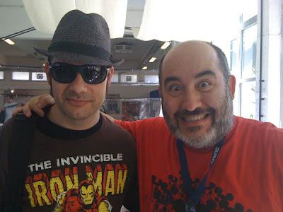Giuseppe Palumbo Comicon 2012