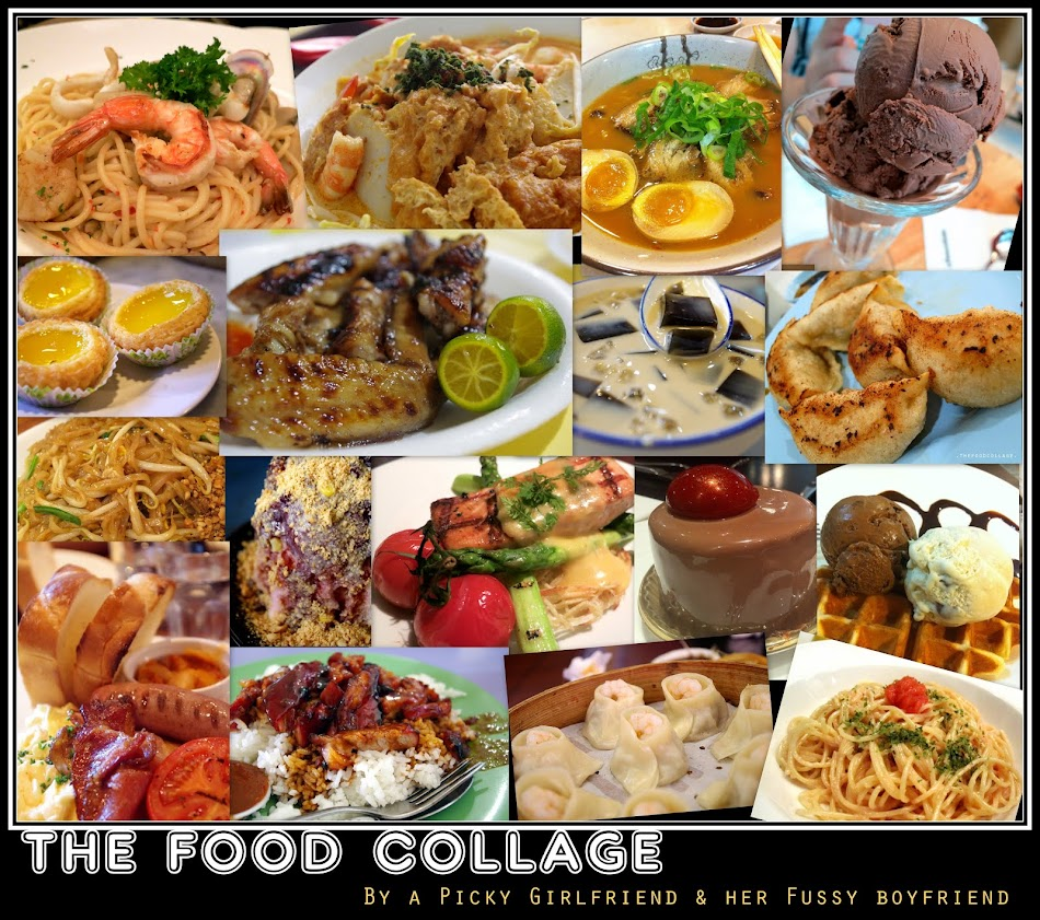 The Food Collage