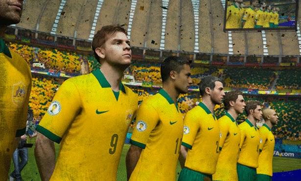 تحميل لعبة كرة القدم فيفا اصدار 2014 - FIFA14