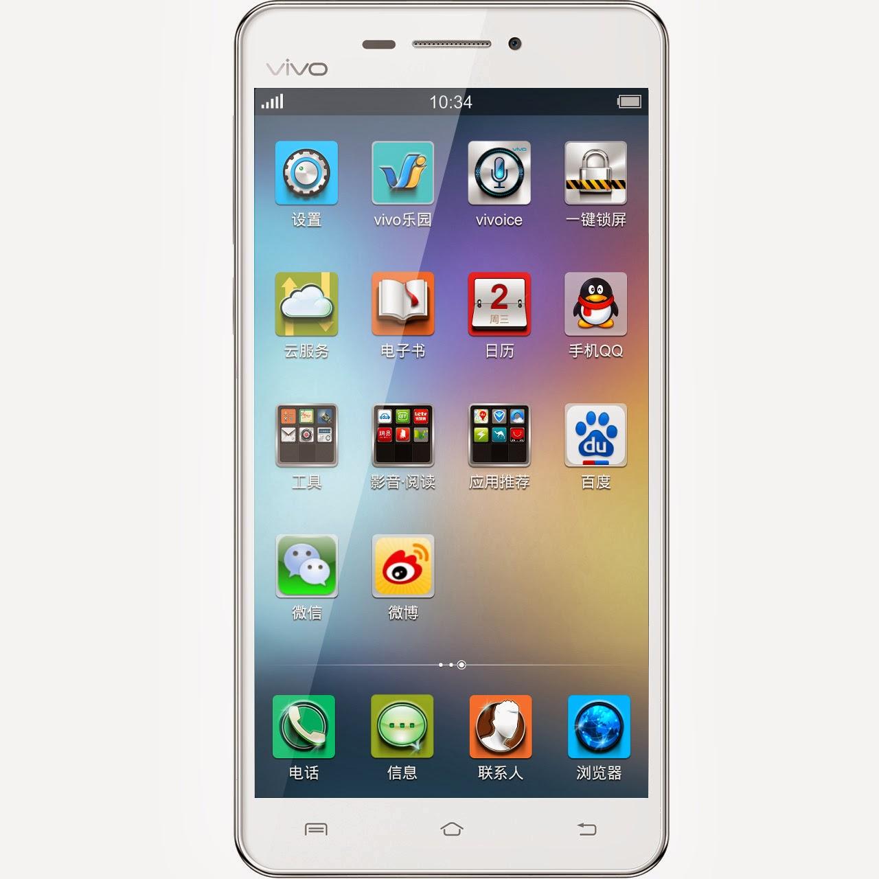 Vivo X3 Smartphone Android Terbaru