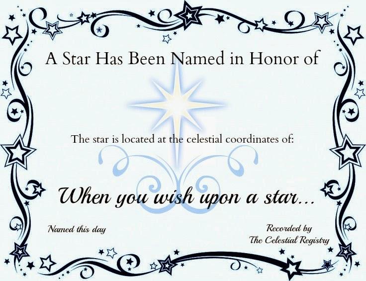 crafty confessions name a star certificate freebie