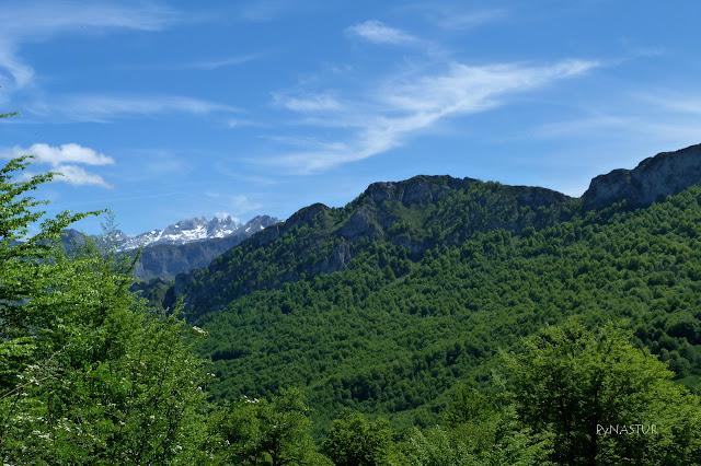European Peaks National Park in AsturiasSpain